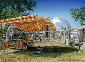 57 Airstream Caravanner